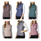 32 Degrees Womens Quilted Packable Lightweight Vest