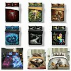 Animal Duvet Cover Set For Comforter Twin/Queen/King Size Bedding Set US image