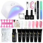 Kyпить Quick Building Polygel Set Nail Extension Set 36W UV LED Nail Lamp Manicure Tool на еВаy.соm