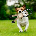 Pet Dog Sounding Teeth Cleaning Protection Chewing Biting Interactive Training T