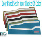 1964 Ford Fairlane 500 2dr Sports Coupe Front Door Panel Set In Any OEM Color