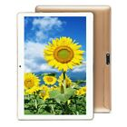 10.1 Inch Android 8.1 Tablet PC 64GB Octa Core Dual SIM Camera Wifi Phablet GPS