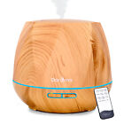550ml Essential Oil Diffuser,5 In 1 Aromatherapy Ultrasonic Cool Mist Humidifier
