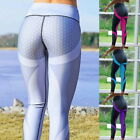 Sport Compression Fitness Leggings Running Yoga Gym Pants Workout Wear US Womens