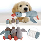 Dogs Interactive Chew Toys Indestructible Stuffed Squeaky Toy Sound Squeak Nice#