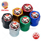 Hex I Love New York Logo Car SUV Wheel Tire Air Valve Caps Stem Dust Cover Sport