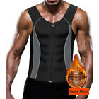 Women Men Sauna Sweat Vest Body Shaper Tank Top Weight Loss  Waist Trainer Shirt