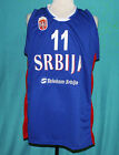 VLADIMIR LUCIC TEAM SERBIA BASKETBALL JERSEY NEW SEWN ANY SIZE