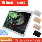 """10"""" Smart Tablet Pc Android 8.1 Hd 8g+64g Octa-core Google Wifi Dual Camera"""