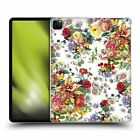OFFICIAL RIZA PEKER FLORALS HARD BACK CASE FOR APPLE iPAD