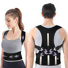 Men Women Kids Posture Corrector Back Brace Shoulder Support Trainer Pain Relief