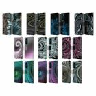 OFFICIAL LEBENSART FRACTALS LEATHER BOOK WALLET CASE COVER FOR HUAWEI PHONES