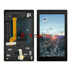 Fit For Amazon M8S26G Fire 7 9th Gen (2019)Tab LCD Touch Screen Digitizer ±Frame