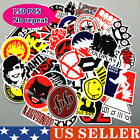 150 Pcs Punk Rock Band Stickers For Laptop Guitar Skateboard Stickers Usa Seller