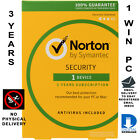 Norton Security 2020 for 1 Windows PC 3 Years Digital Installation via Email
