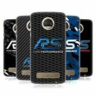 OFFICIAL FORD MOTOR COMPANY RS LOGOS HARD BACK CASE FOR MOTOROLA PHONES 1