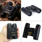 Folding Binoculars Day Night Vision Hunting Telescope Red/Blue Membrane Optics