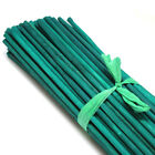 GREEN FLOWER STICK GREEN CANE SUPPORTS 12