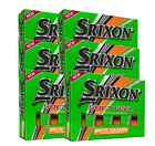 Srixon Soft Feel 11 Brite Matte Orange Golf Balls (2-6 Dozen) - Volume Discounts