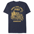 Star Wars Endor Lake Camp Counselor Mens Graphic T Shirt $14.98 USD on eBay