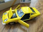 OPEL COLLECTION OPEL GT OPEL SPEEDSTER diecast model cars yellow 1:43rd scale