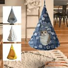 Removable Cat Hanging House Conical Tent For Cat Pet Washable Hammock Dog