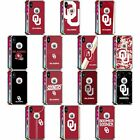 UNIVERSITY OF OKLAHOMA OU SILVER SHOCKPROOF FENDER CASE FOR HUAWEI LG MOTOROLA