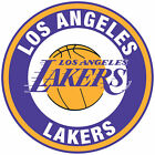 Los Angeles Lakers CIRCLE Logo Vinyl Decal / Sticker 10 Sizes!! with TRACKING!! on eBay