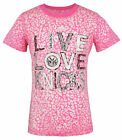 Adidas NBA Youth Girls New York Knicks Burnout Performance Tee, Pink on eBay
