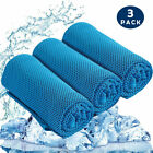 ICE Instant Cooling Towel for Sports/Workout/Fitness/Gym/Yoga towels USA SELLER image