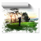 Golf Landscape V3 Poster Print Wall Art Unframed Picture Home Décor