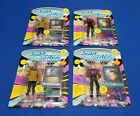 Star Trek Action Figures - YOUR CHOICE - Playmates ST:TNG Q, Morn, Geordi Dress on eBay