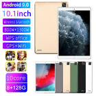 "10.1"" HD Screen Tablet PC 8 128GB Android 9.0 Pad Dual SIM 4G-LTE Triple Cameras"
