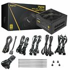 NEW 750W/650W Gaming Power Supply GP Series 80 Plus Gold Certified Fully-Modular