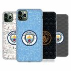 MANCHESTER CITY MAN CITY FC 2020/21 BADGE KIT GEL CASE FOR APPLE iPHONE PHONES