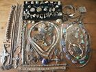 Kyпить C8 Estate vintage sterling jewelry lot bracelets, necklaces, rings... YOU PICK! на еВаy.соm