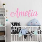 Personalized Name Wall Sticker Custom Lettering Decal Kids Room Decoration Vinyl