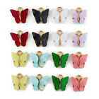10pcs Butterfly Pendant Necklace Earring Crafting Jewellery Making Accessories