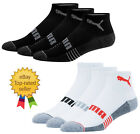 PUMA Quarter Crew Socks 3-pack (3 Pairs) | Size: 8-13 | FAST SHIPPING!!!