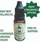 Premium Beard Oil for Conditioning & Growth, Thicker, Fuller, Softer Beard 15ml