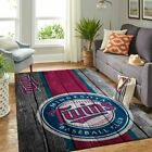 Minnesota Wild NHL Team Logo Wooden Style Nice Gift Home DecorRectangle Area RuG $49.95 USD on eBay