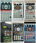 vinyl skins in the style of old samplers and drum mashine for ROLAND SP-404