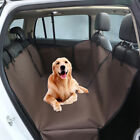 Pets Dog Back Seat Cover Protector Waterproof Scratchproof Hammock Durable USA
