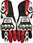 New Motorcycle BMW Mototrrad S1000rr Motogp leather gloves