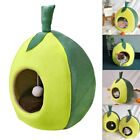Cat Beds for Indoor Cats Cave Pet Dog Puppy Soft Warm Nest House Igloo Kennel
