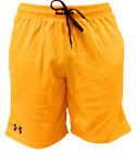 Under Armour Men's Athletic Gym Basketball Shorts Drawstring Bright Color M-XXL