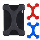 Portable Hard Disk Drive Bag Carry Case Cover Silicon Rubber Case 2.5Inch HDD