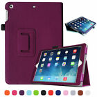 "For iPad 7th Gen 2019 10.2"" Leather Smart Stand Case Folding Shockproof Cover"