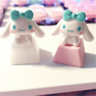 Cinnamoroll Pink White Cartoon Keycap Jelly Mechanical Keyboard Keycap Cute Gift