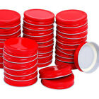 5pcs Canning Lid Regular Mouth Jar Lid And Bands Stainless Steel Lids Wide Mout*